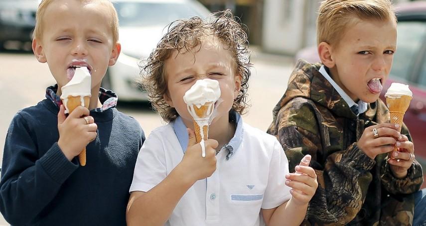 王建煊專文:懷念的冰淇淋