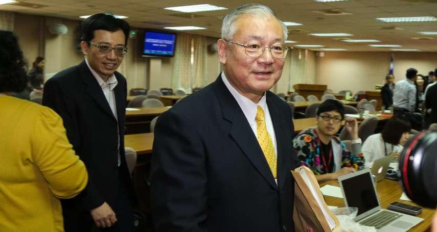 慶富案有高層介入施壓?雄檢首度傳訊總統府前副秘書長熊光華