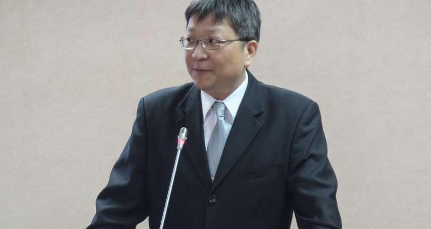 獨家》能源局長懸缺 經濟部擬派工業局副局長游振偉接任