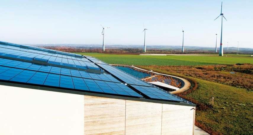 台電董座專訪》 再生能源除了衝電量 也要考慮技術和價格
