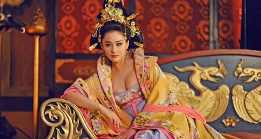 中國第一個開後宮的女人是誰?戀上弟弟和30個年輕美男,最傳奇性解放公主!