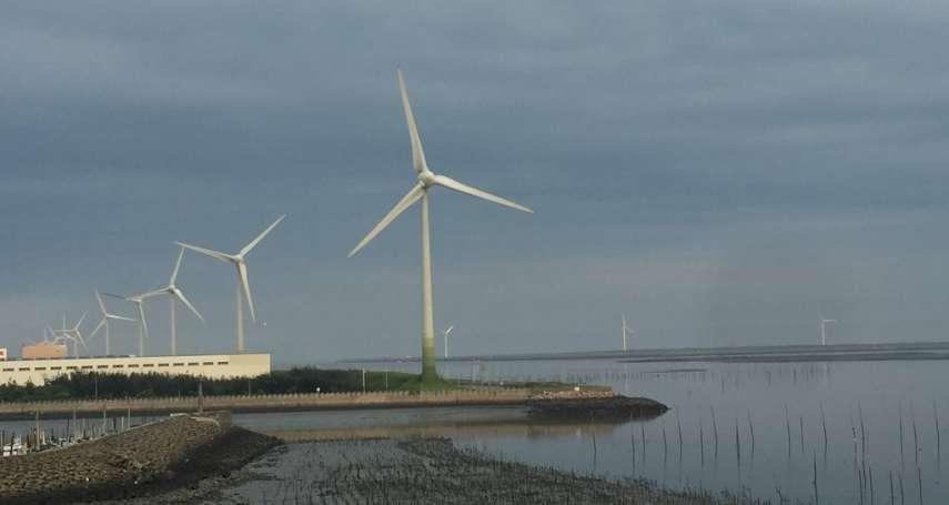 「潮間帶」也要蓋綠電?內政部放行 「彰濱崙尾東」不再是海岸防護區
