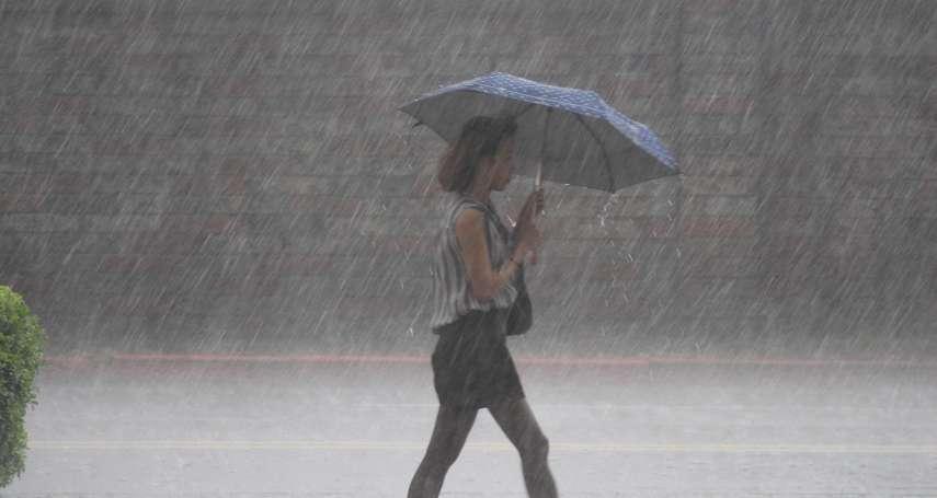 「太強了不歡迎!」氣象局長1張圖警告:下星期有個大颱風