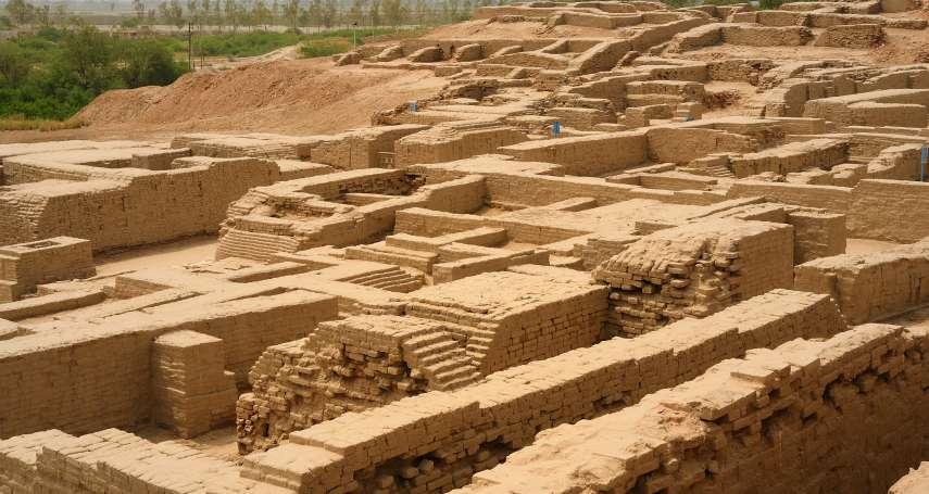 為何擁有10萬居民的大城市,一夜之間只剩44具骸骨?數千年前古文明核爆之謎!
