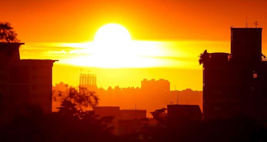 廖志峰專文:在早秋雲飛揚的向晚,就這樣一路走下去