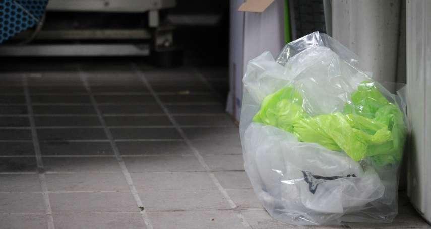 台灣家庭一週會買回多少塑膠垃圾?環保團體推算:光6都就超過2.2億件