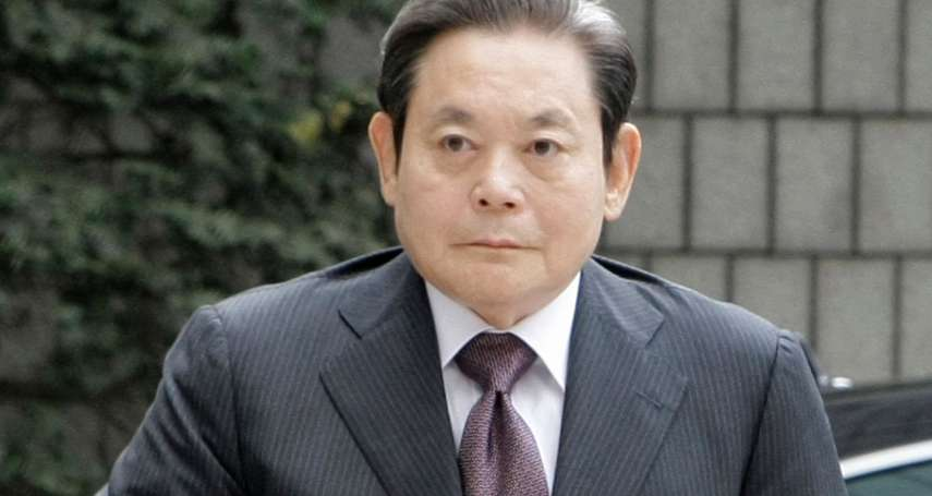 韓國首富李健熙辭世,卻後事簡樸、謝絕弔唁…揭三星帝國推手傳奇一生