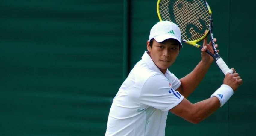 五度出征奧運,披台灣戰袍結束20年網球職業生涯!「網球一哥」盧彥勳透露心聲
