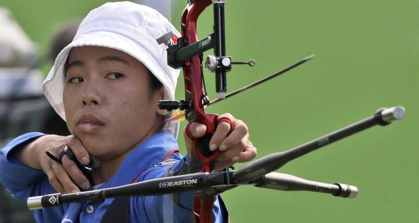 射箭》奧運女子代表隊競爭激烈 譚雅婷:興奮多於壓力,希望能做到自己想要的樣子