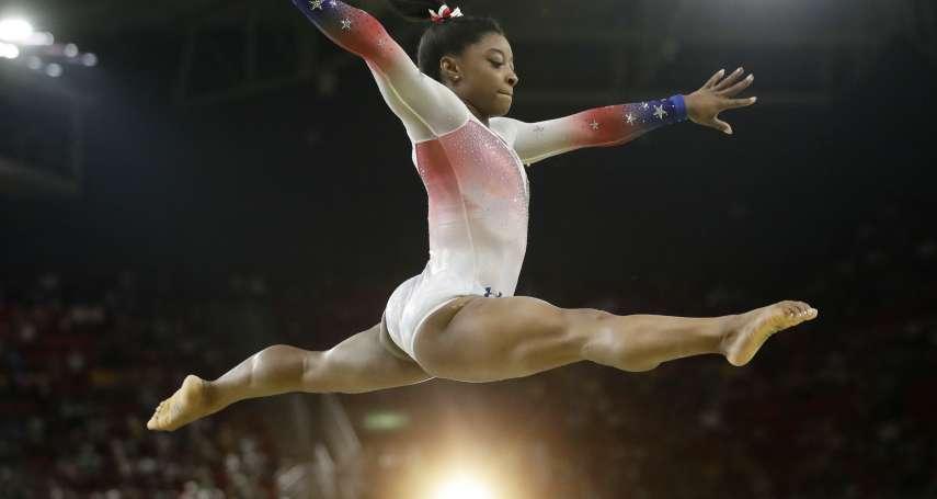 有以她為名的高難度動作,卻因強壯備受批評!22歲體操女王痛批:難道美麗比專業更重要?