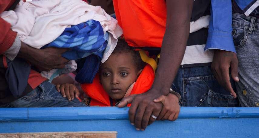 義大利民粹政府來了!極右派內政部長薩爾維尼:我們一定履行承諾,遣返50萬非法移民!
