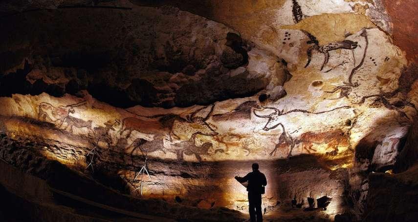 歷史上的今天》9月12日──法國少年發現1萬7000年前的「拉斯科洞窟壁畫」