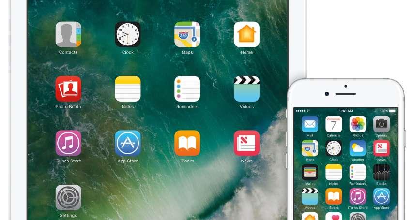 蘋果iOS 10升級等一等!部分用戶手機更新慘變磚