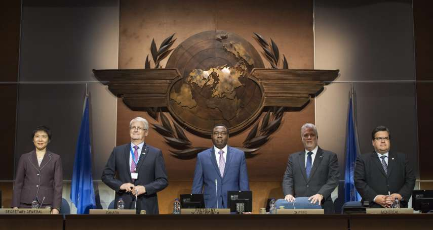 ICAO淪中國爪牙》封鎖挺台灣留言帳號 外交部強烈譴責:違反專業,危害全人類福祉