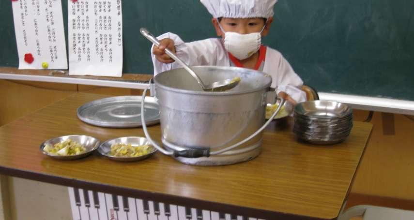 觀點投書:準備營養午餐超麻煩,為什麼台北市卻有一間公立小學堅持要自辦?
