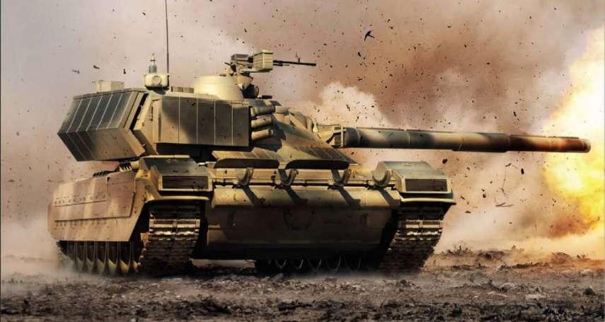 觀點投書:M1坦克適合國軍