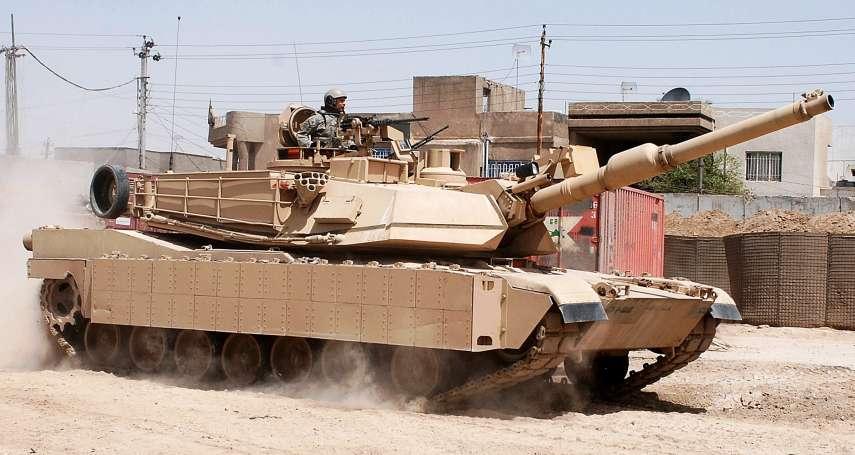 採購M1A2T戰車本月將簽發價書!為何要買?新戰車好在哪?陸軍發「懶人包」告訴你