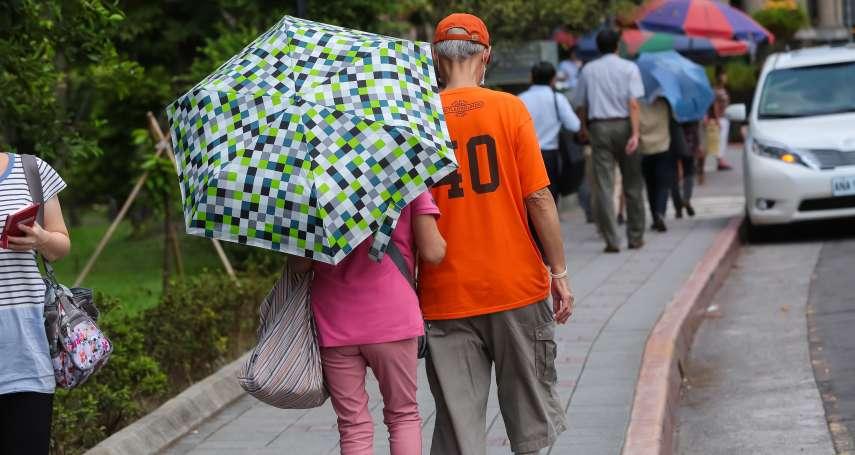 住自宅、錢夠用、由親屬照顧 台灣人瑞「長壽密碼」與國外不同