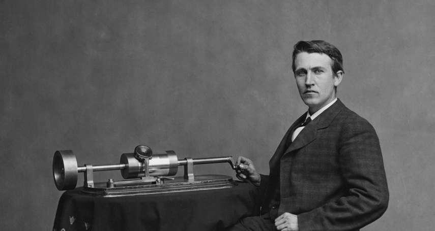 歷史上的今天》10月28日──愛迪生申請第一項專利,政客絕對不想要的「電子投票計數器」