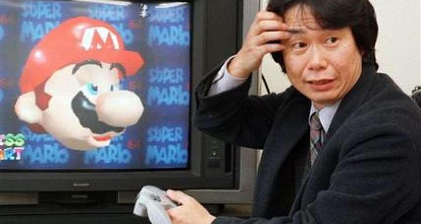 歷史上的今天》11月16日──風靡全球30年的日本知名電玩《瑪利歐》之父宮本茂生日快樂!