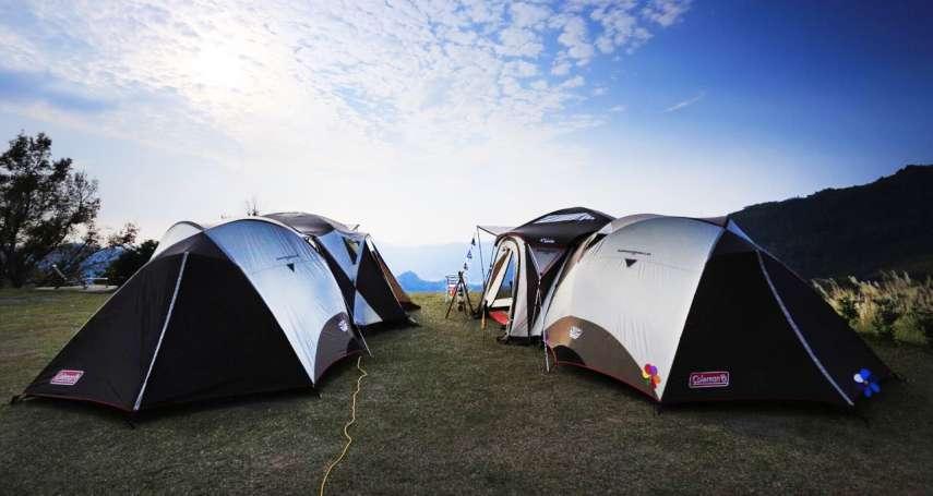 常態性露營人口突破200萬人 業者:政府別再只把露營當救國團活動