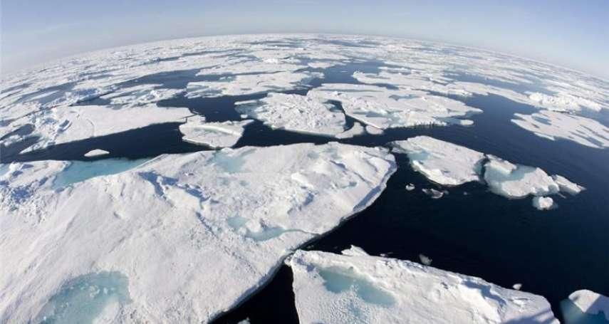 北極增溫已無可避免》永凍層融解恐釀毀滅性災難 聯合國:《巴黎協定》達標也沒用