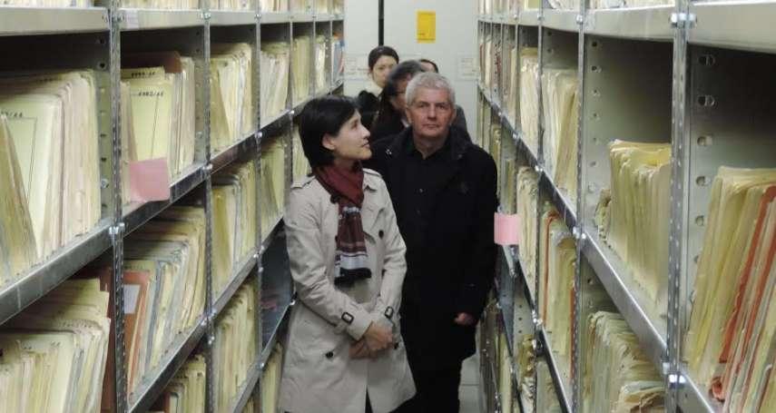 蔡政府拚轉型正義 檔案局徵集政治檔案已達1公里  「美麗島事件」仍有23件未能解密