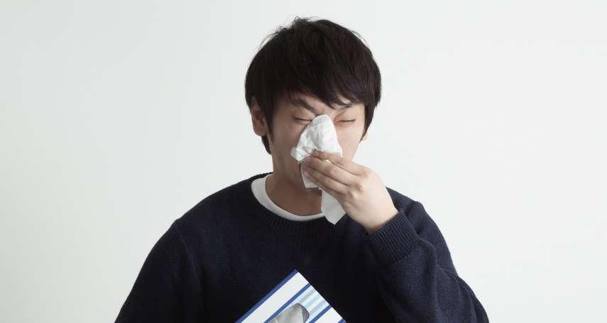 鼻塞不一定是感冒、鼻子過敏!咳痰、鼻涕有血絲,小心是這癌症找上門