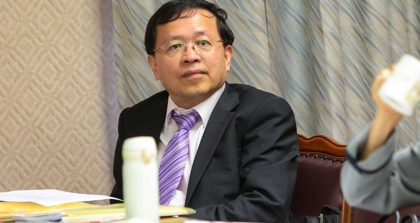 促轉會人事》張天欽出任副主委,高天惠、尤伯祥、許雪姬、花亦芬出任委員