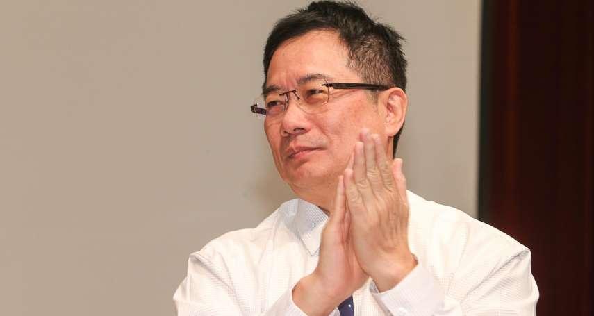 王炳忠遭檢調帶走 蔡正元開酸:馬英九、吳敦義應該學著點