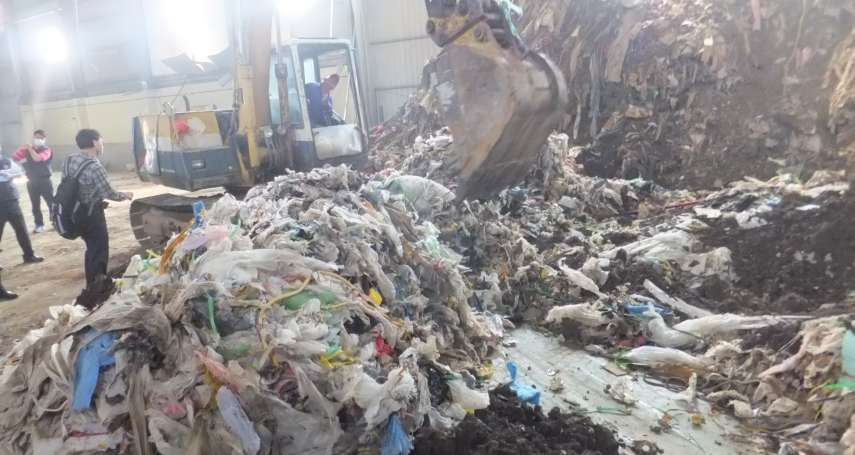 廢棄物進口量增加 立委批環保署處理太慢 再凍結500萬預算