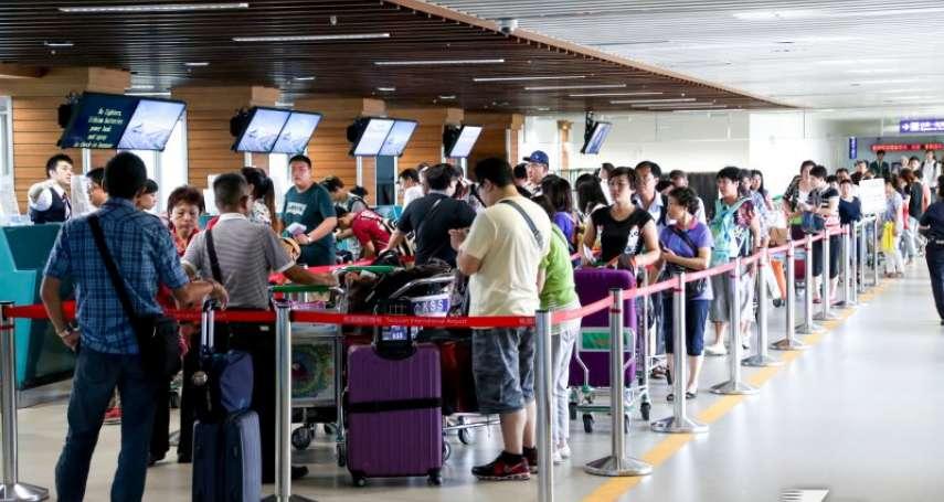 不受罷工、陸客禁令影響 桃機2019年旅客量達近5千萬創新高