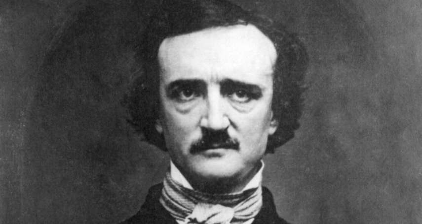 歷史上的今天》1月19日──懸疑推理小說之父、美國哥德派小說家愛倫坡生日快樂!