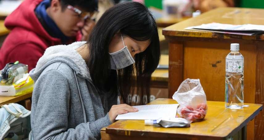 觀點投書:當防疫被政治攪局,更為高中生的口罩義行點讚!
