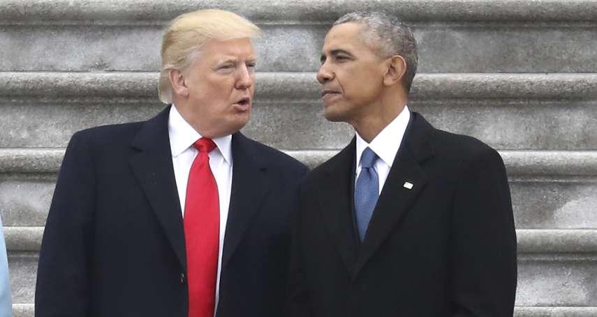 閻紀宇專欄:美國歷史上第一位黑人總統的繼任者是一個白人至上的種族主義者,為什麼?