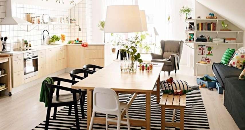 全世界都知道IKEA不耐用,為何還是瘋狂買?這牌子有一種精神,台灣很少人做到