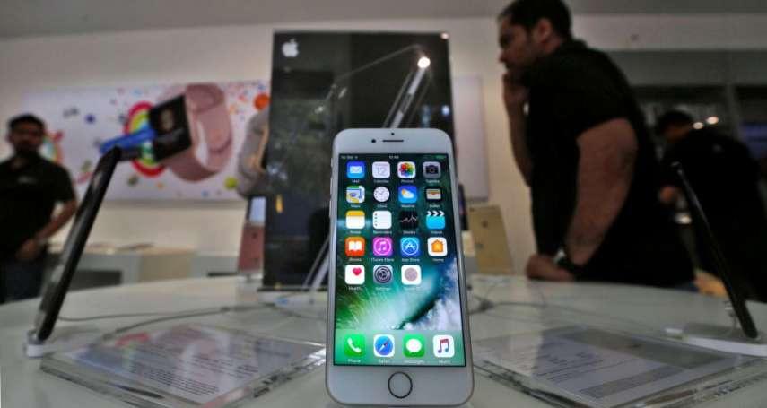 iPhone痛失中國最暢銷手機寶座 取而代之的是這一牌!