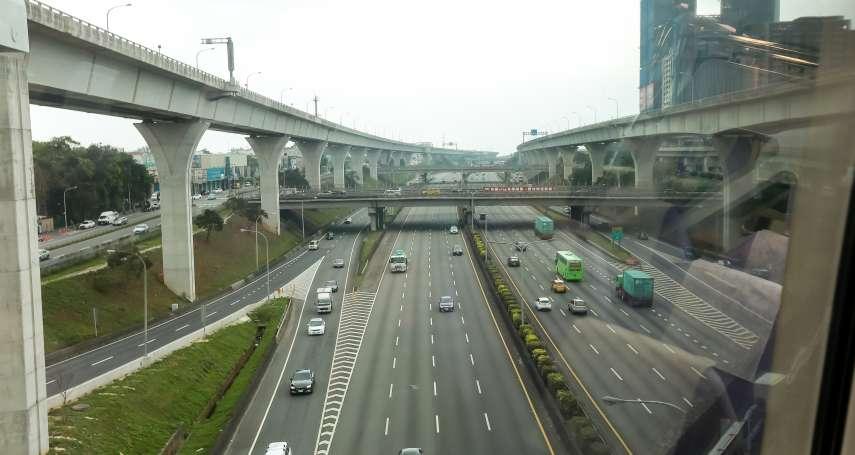 五楊高架延伸頭份有譜!交通部完成可行性評估 林智堅:新竹人有望擺脫塞車