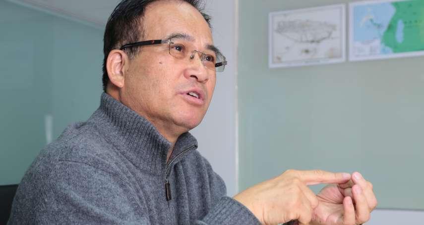 蘇煥智專訪》不滿派系「搶位子」 他「再渡紅塵」參選2018台北市長?