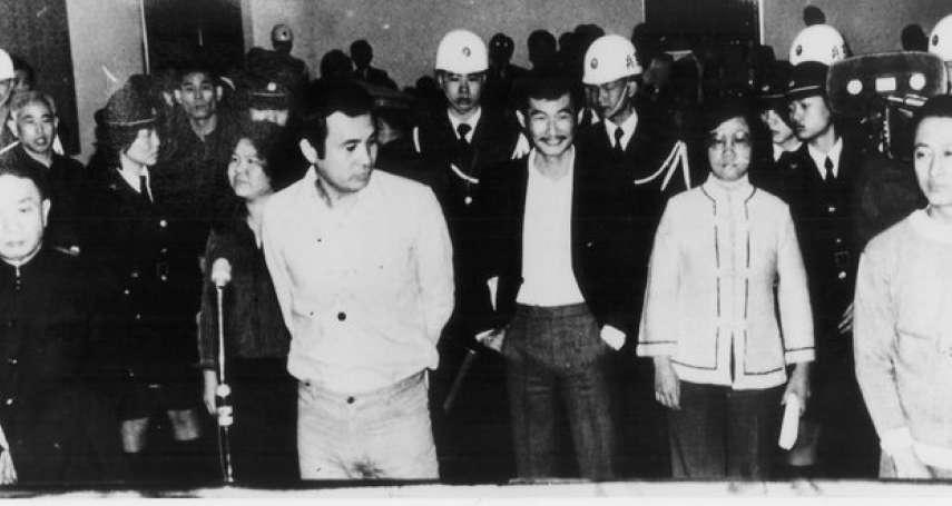陳菊穿睡衣跳下防火巷、呂秀蓮第一個被抓進看守所…40年前的這天,她永遠忘不了