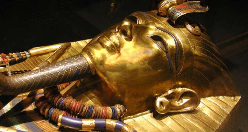 歷史上的今天》2月16日──法老的詛咒?英國考古學家打開「圖坦卡門」之墓