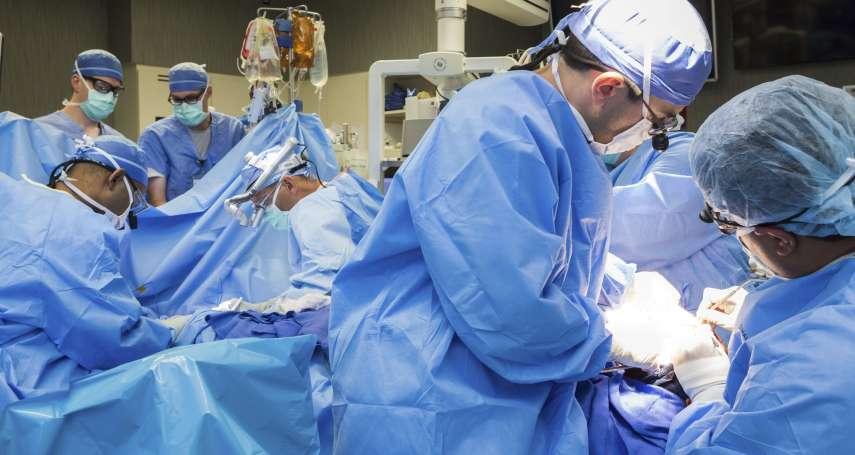 人口快速老化、住院醫師變「白袍勞工」 最終台灣恐掀醫師人力荒?
