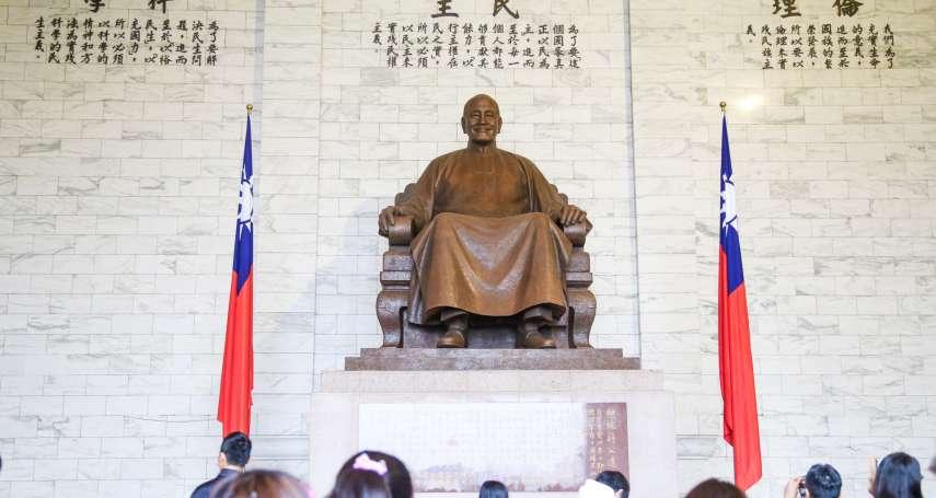 為蔣公銅像再槓促轉會 國防部:蔣中正是國軍現代重要領導者