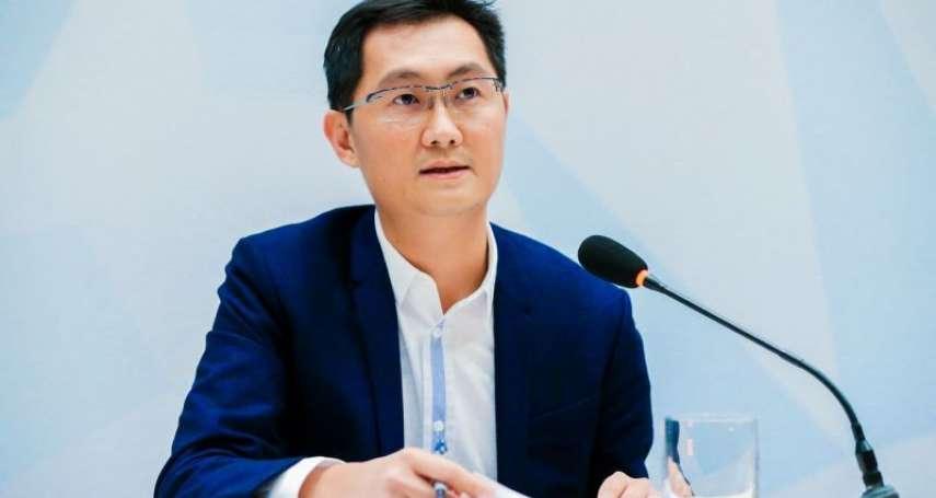 運用神經網路、AI技術!騰訊老董:中國網路犯罪水準全球領先