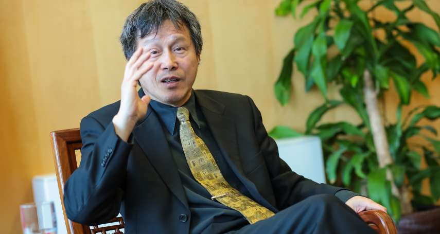 呂秀蓮宣布選總統 謝志偉嘆30多年來的堅持被背叛:令我難過的是「這件事」!