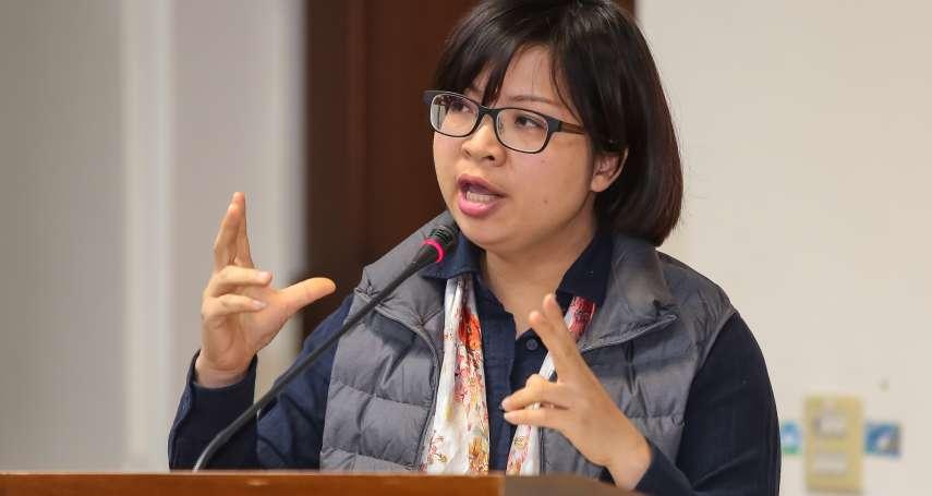 勞基法幕後》林淑芬「英雄主義」行徑挫團結,綠委:她最清高,我們都墮落