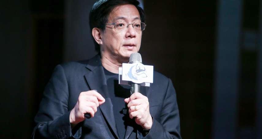「管爺」參選台大校長!誓言重建民間社會力量 由下而上推動台灣改革