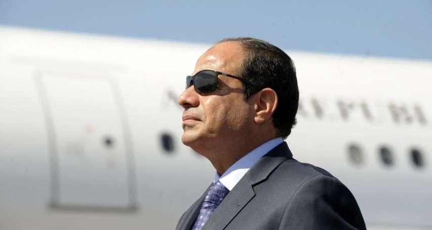 埃及革命再起?總統涉貪、民生困苦點燃群眾怒火 開羅與各大城出現罕見示威