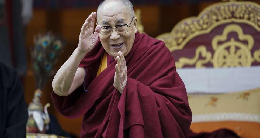85歲生日願望》達賴喇嘛希望再來台灣 外交部:若收到申請,歡迎來訪