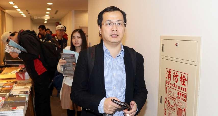 「黃國昌不是理念堅定的人」 羅智強:時代力量終將淪為歷史煙塵